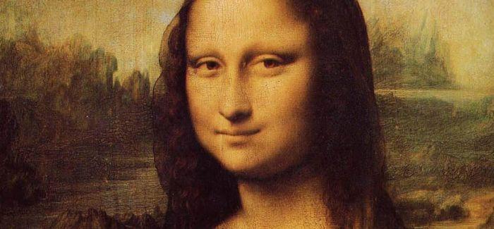 """蒙娜丽莎的""""迷之微笑"""""""
