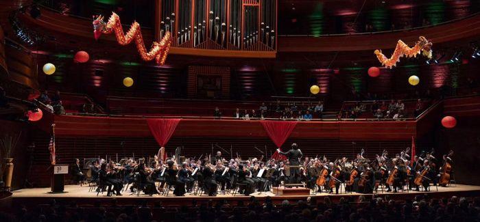 上海歌剧院交响乐团以乐声展现中国音乐的魅力