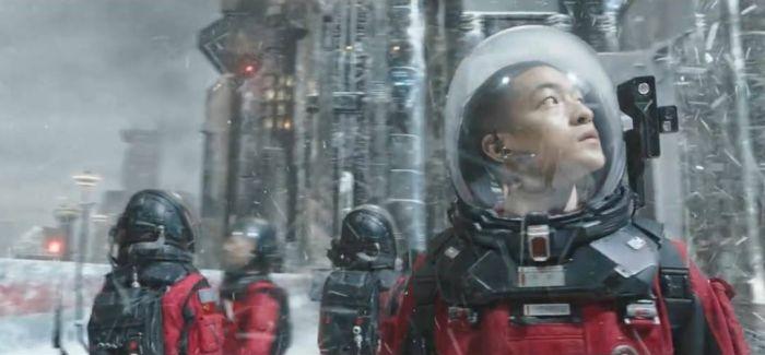 """《流浪地球》 不再""""流浪""""的中国科幻片?"""
