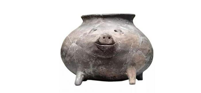 中国文物与历史里的猪文化