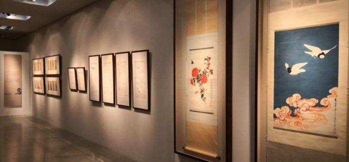 北京画院美术馆里的雅风与民俗