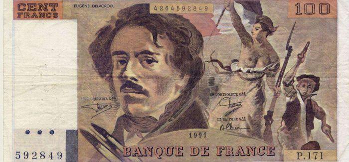 钞票上的艺术家