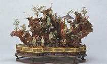 故宫珍藏的名贵盆景