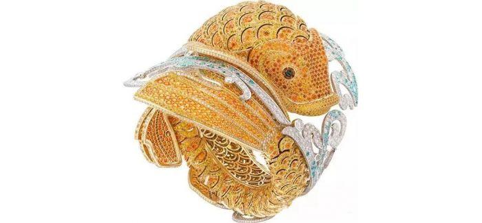 当锦鲤遇见珠宝