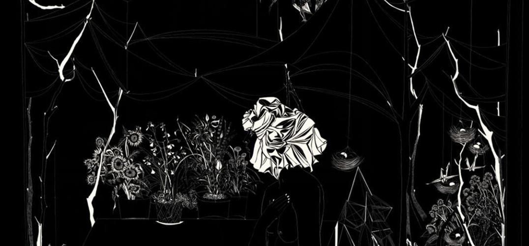 冷冰川艺术展列支敦士登开幕