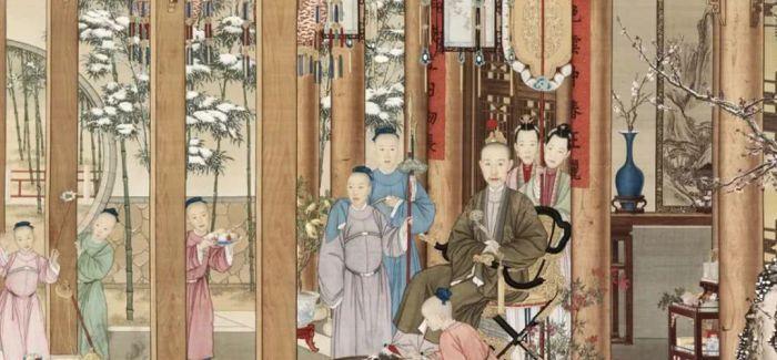 《岁朝图》:被遗忘的春节雅事