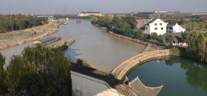 大运河 一座天然的书法博物馆