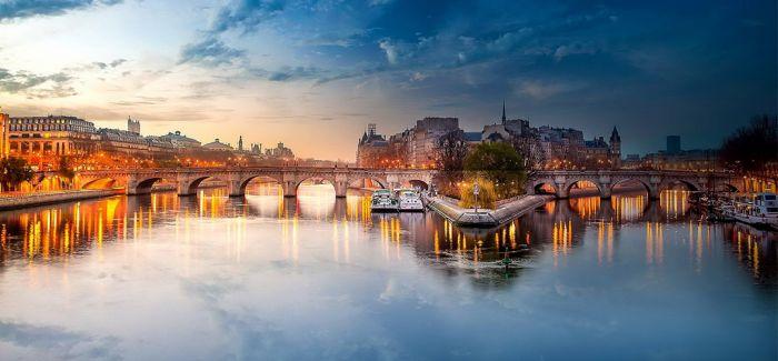 浪漫城市的浪漫之地