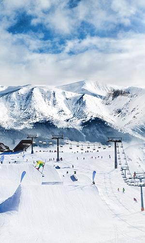 犹记雪中情 2018十佳滑雪地