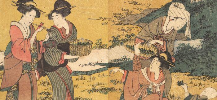 三百年前的江南年画 影响了日本浮世绘