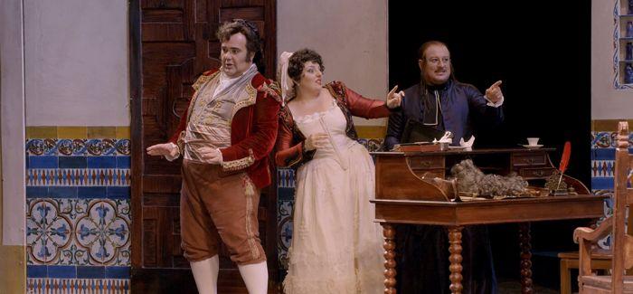 《塞维利亚理发师》将在国家大剧院上演