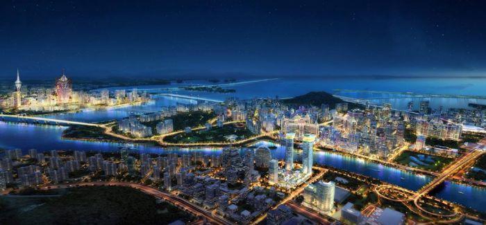打造粤港澳大湾区 建设世界级城市群