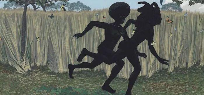 挣扎的黑人艺术 把自己放在历史中