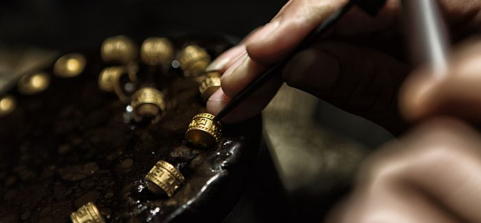 浅析古法黄金