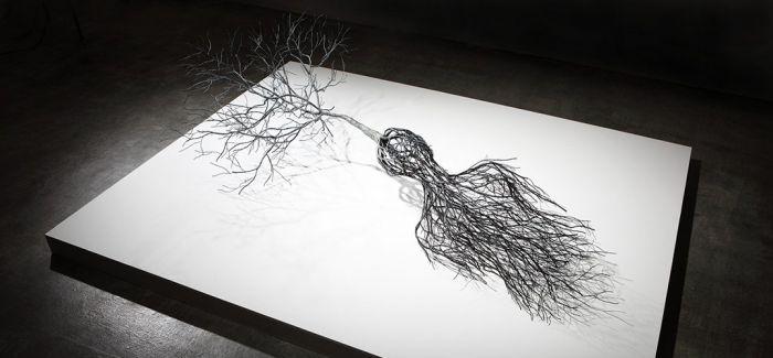 """长在树枝上的""""人"""""""