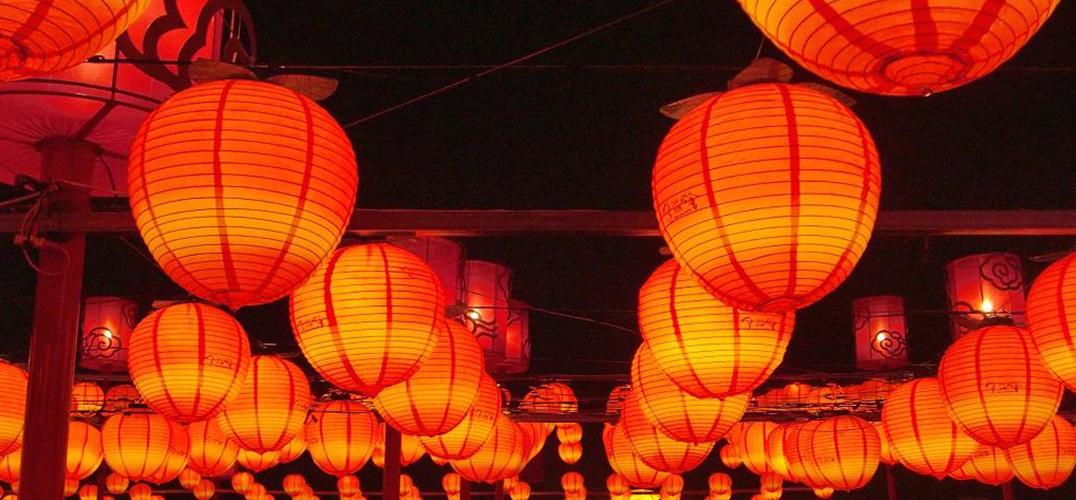 这些国家 也在迎新春庆元宵