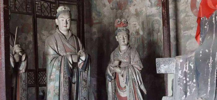 山西汾阳金代太符观发现多处纪年信息和文物