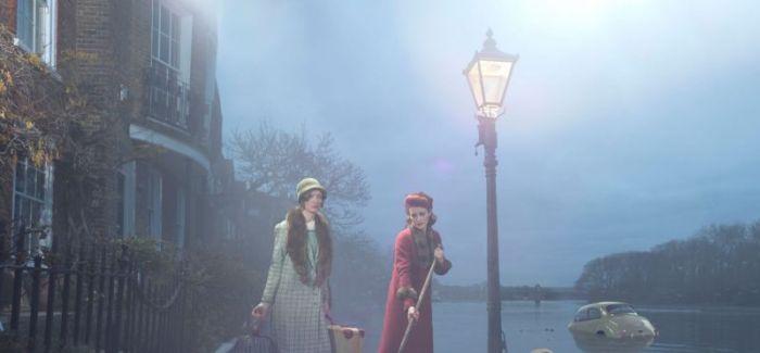 泰晤士河上的传奇故事