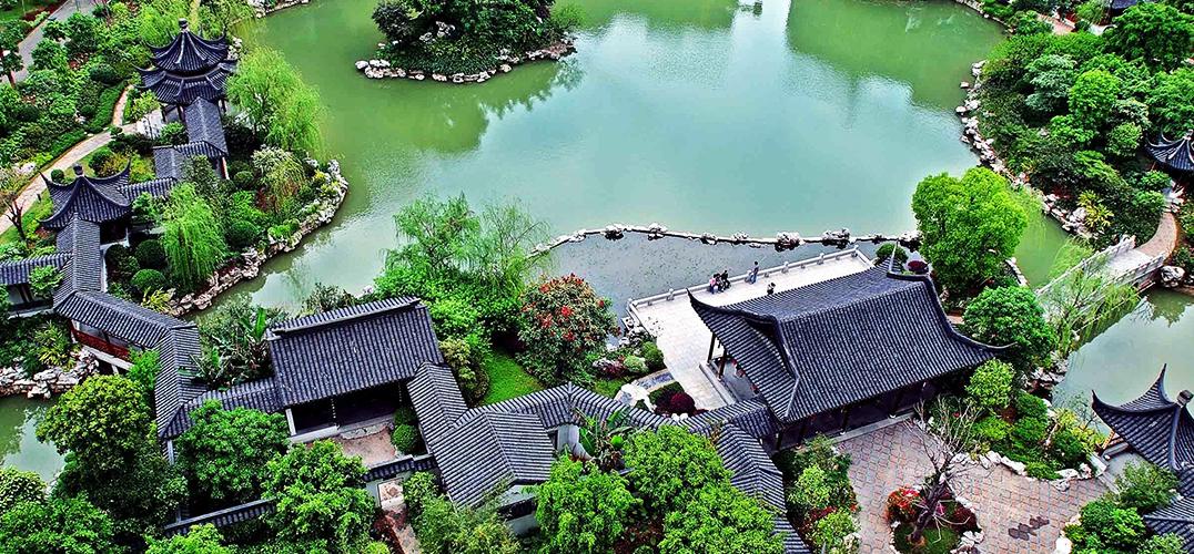 江南园林:风景中的中国文化博物馆