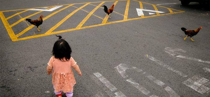 日本街头不平凡的时刻