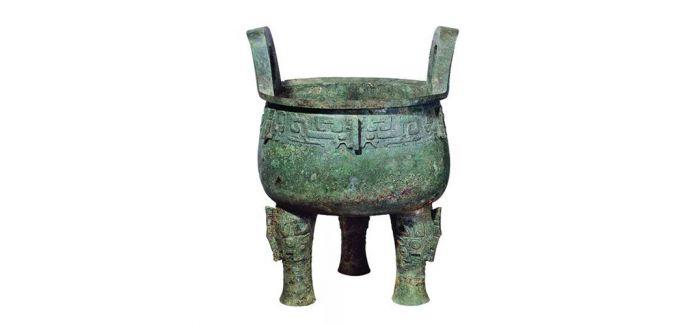 青铜器中参得中国古代历史风貌