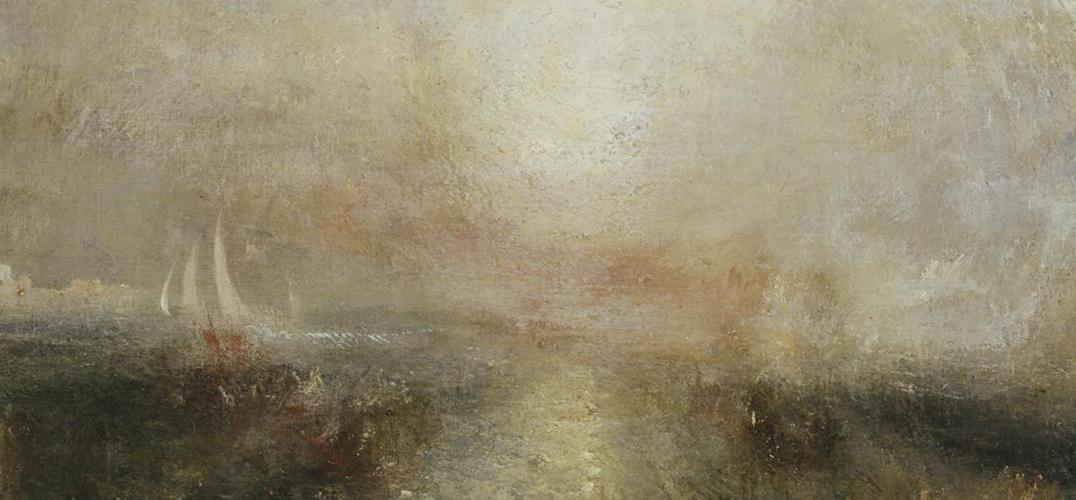 皇家艺术研究院开展透纳及康斯特勃作品