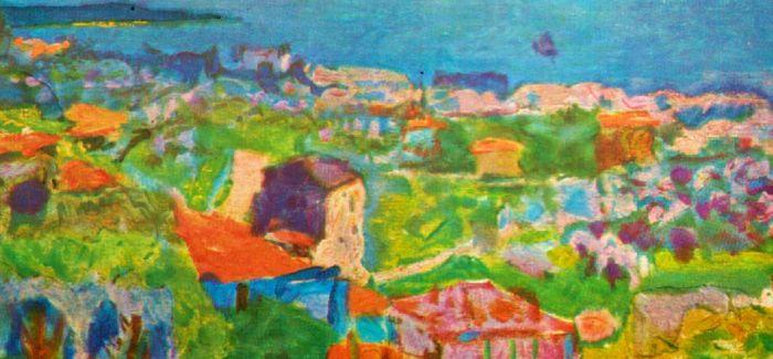 泰特现代美术馆再现皮埃尔·伯纳德色彩美学