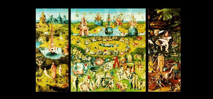 博斯的脑洞 激发400年后的超现实乐园