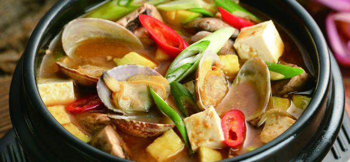 你需要知道的韩式美食