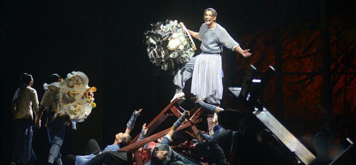 舞剧《醒·狮》的启示:文化是民族舞剧的立身之本