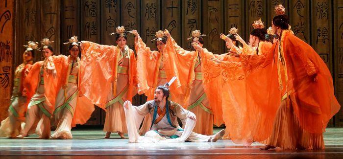民族舞剧《孔子》启动全球巡演