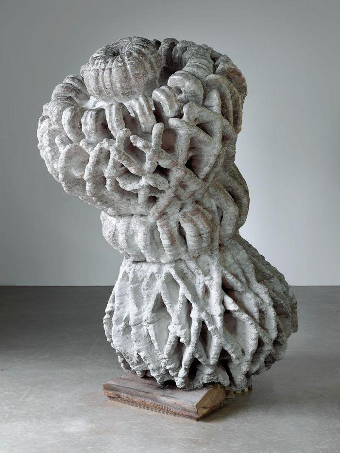 ▲罗伯特·库奇,《SS(VIIZ)d》,2012,©️罗伯特·库奇,图片:艺术家、豪瑟沃