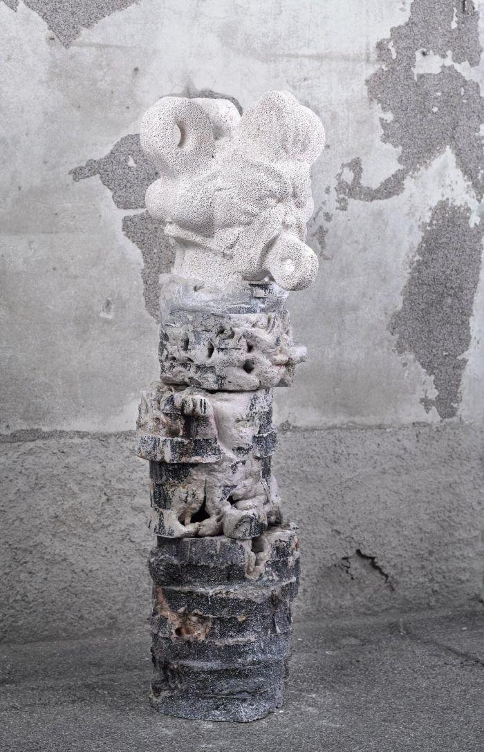 ▲罗伯特·库奇,《SS(XIVZ)c/d》,2014,©️罗伯特·库奇,图片:艺术家、豪