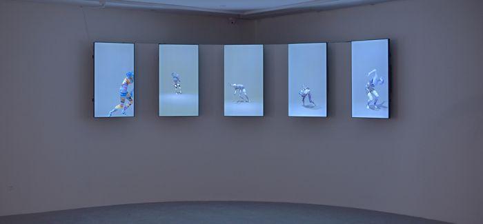 """新媒体影像艺术展""""游移""""在广州33当代艺术中心展出"""