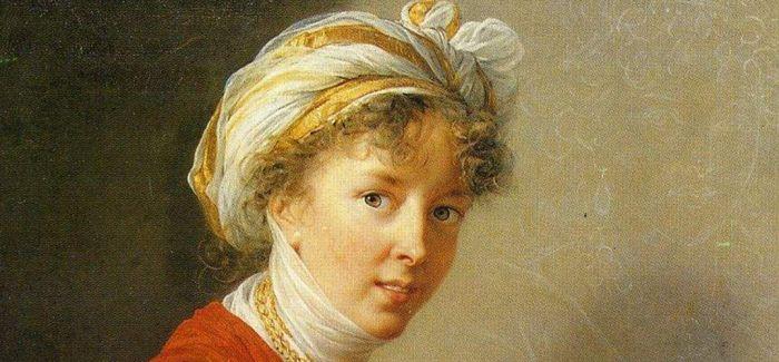 新古典主义肖像画家维瑞·勒布伦