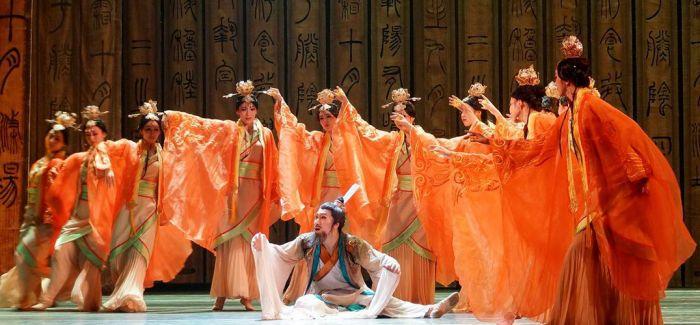 舞剧《孔子》融合传统与现代 领略传统文化之美