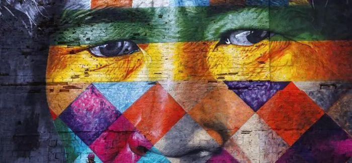 艺术改变世界 爱上街头艺术和涂鸦是一种本能