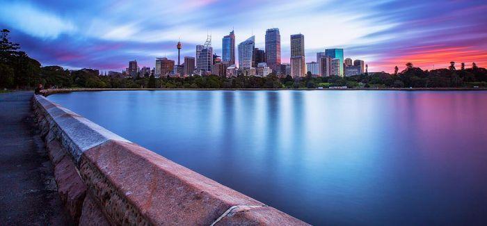 去悉尼 逃离倒春寒