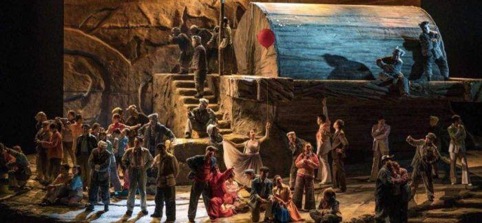 民族歌剧《平凡的世界·黄土地》在北京保利剧院上演