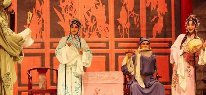 """《浣纱记传奇》再现400年前""""百戏之祖"""""""