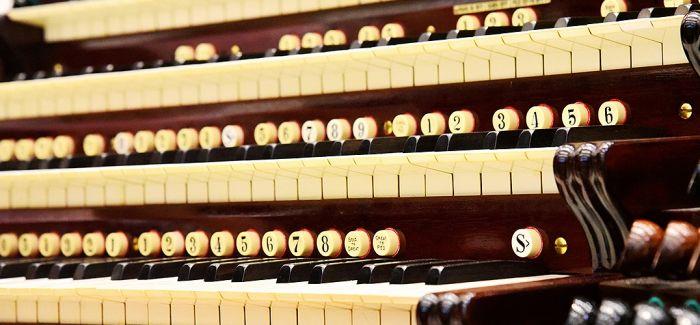 管风琴作品 以文化融合抚慰心灵