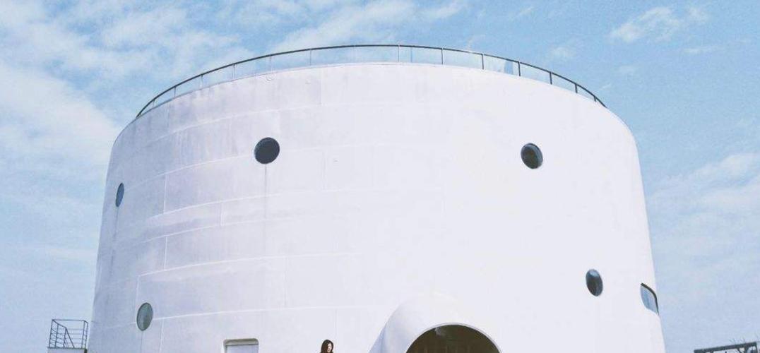 上海油罐艺术中心:从储油罐到公共艺术