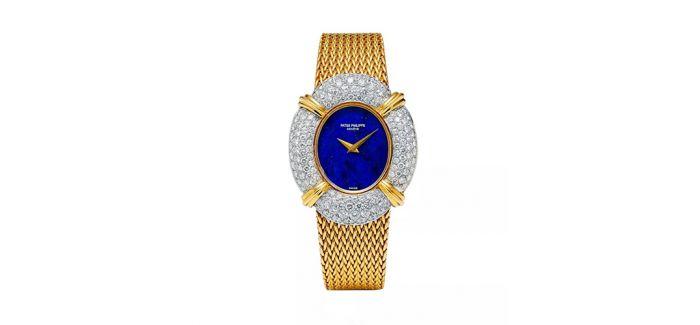 嘉德珠宝网络拍卖 古董手表绽放腕间精彩