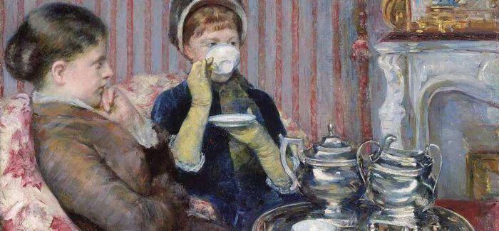 英国下午茶的式微与复兴