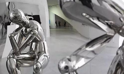 ﹁庞茂琨艺术展(2009-2019)﹂