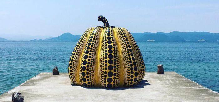 春天 去看濑户内海国际艺术节