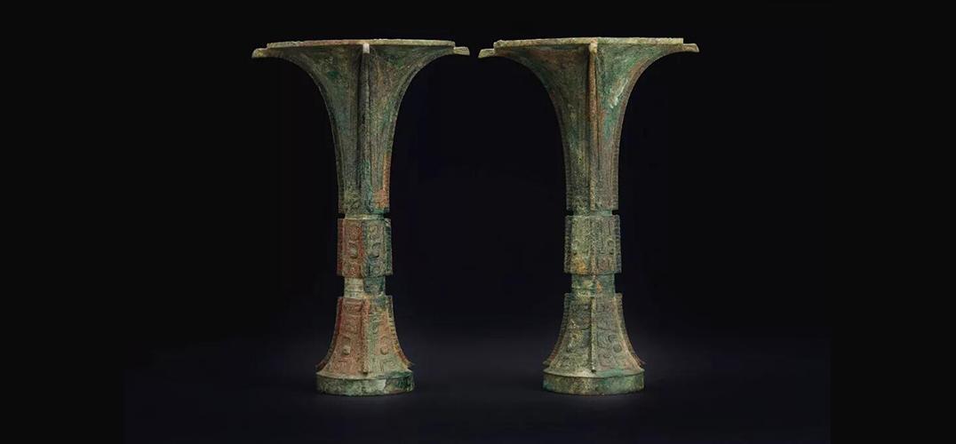 私人珍藏青铜礼器上拍纽约亚洲艺术周