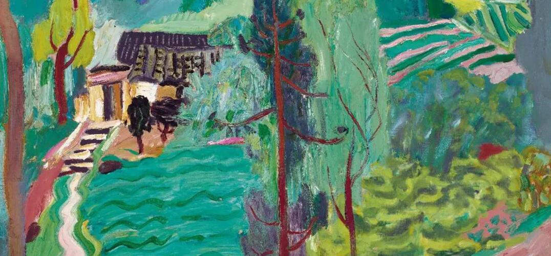 从中国油画中看学院派的艺术力量