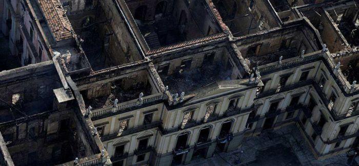 火灾后 巴西国家博物馆启动数字版建设