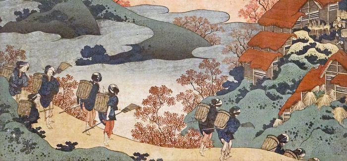浮世绘太田纪念美术馆举办葛饰北斋画展